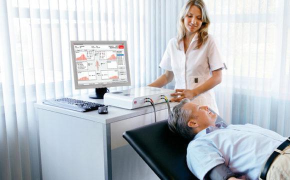 Φωτογραφία εφαρμογής συστήματος προληπτικής καρδιολογίας