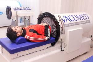 αποκατάσταση αθλητή με διαλειματική θεραπεία κενού