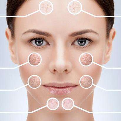 Ψυχρό laser για αναζοωγόνηση του δέρματος