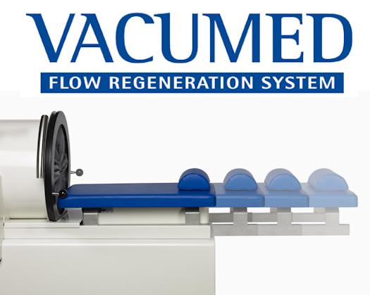 VACUMED Flow Regeneration System